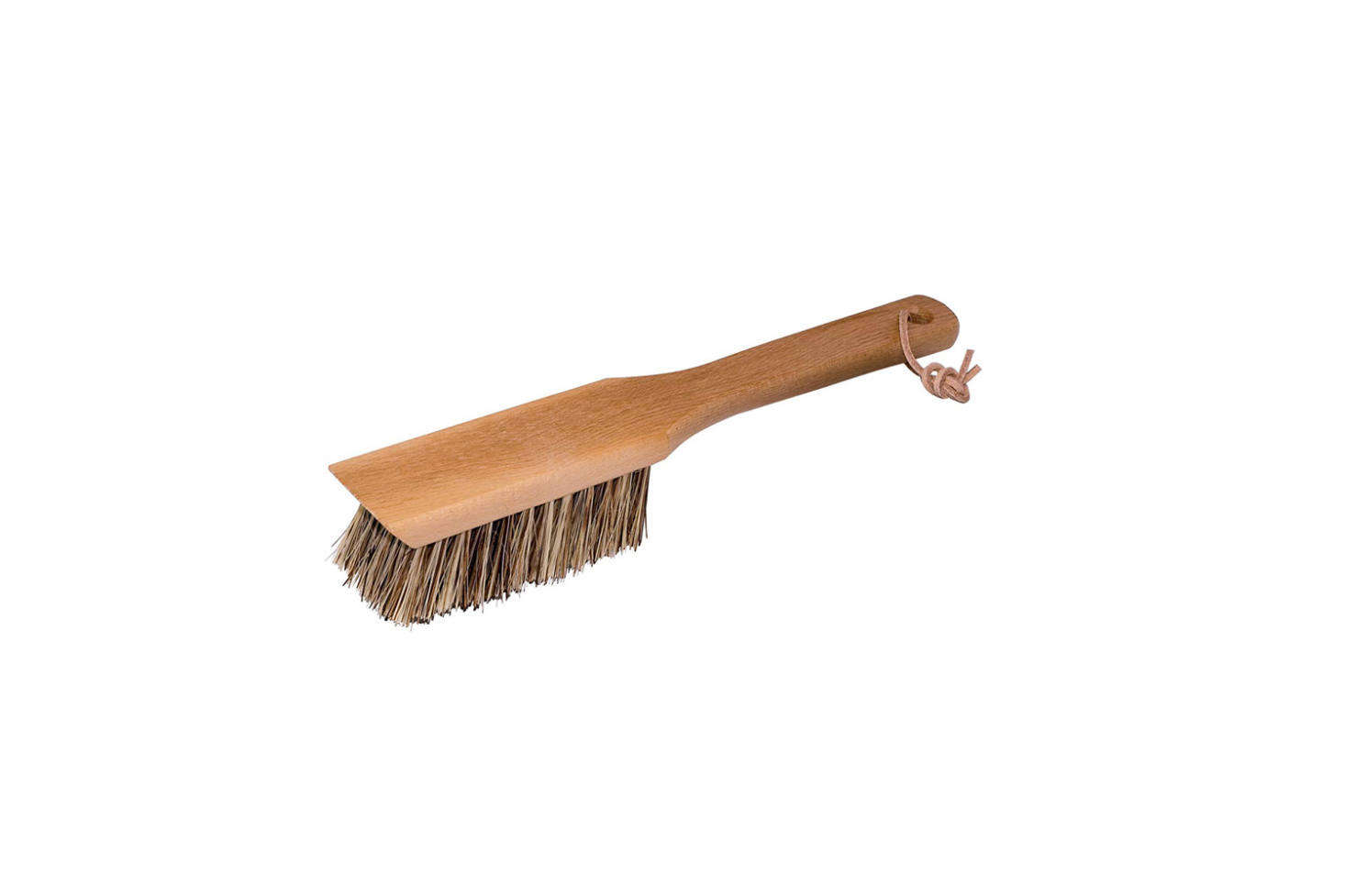 The Redecker Union Fiber Garden Tool Brush with an oiled beechwood handle is made with strong and water-resistant plant-based bristles; $14.99 on Amazon Prime.