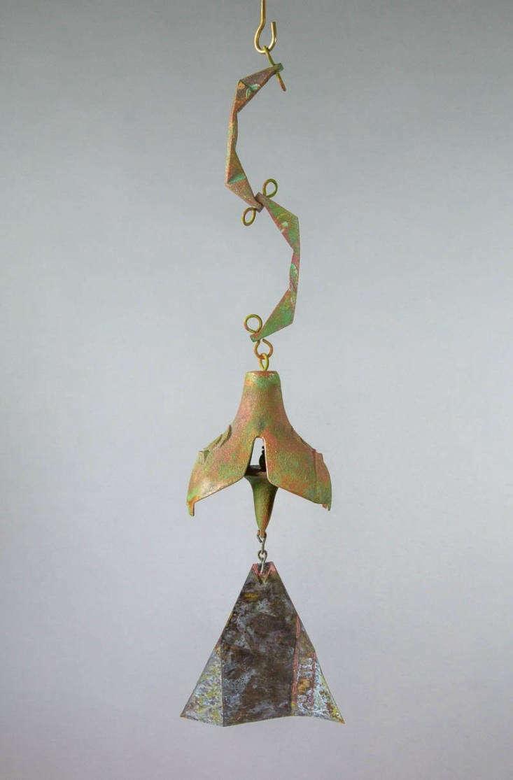 Cosanti Windbells by Paolo Soleri, #112 Patina