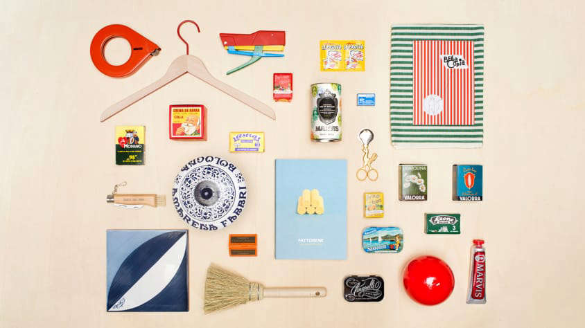 Fan wrote about Fattobene, an online store that champions everyday Italian designs. Some of its finds—which include stationery, paper clips, and staplers—are now available at the MoMA Design Store. See Domestic Science: Artisanal Home Goods from Fattobene in Italy.