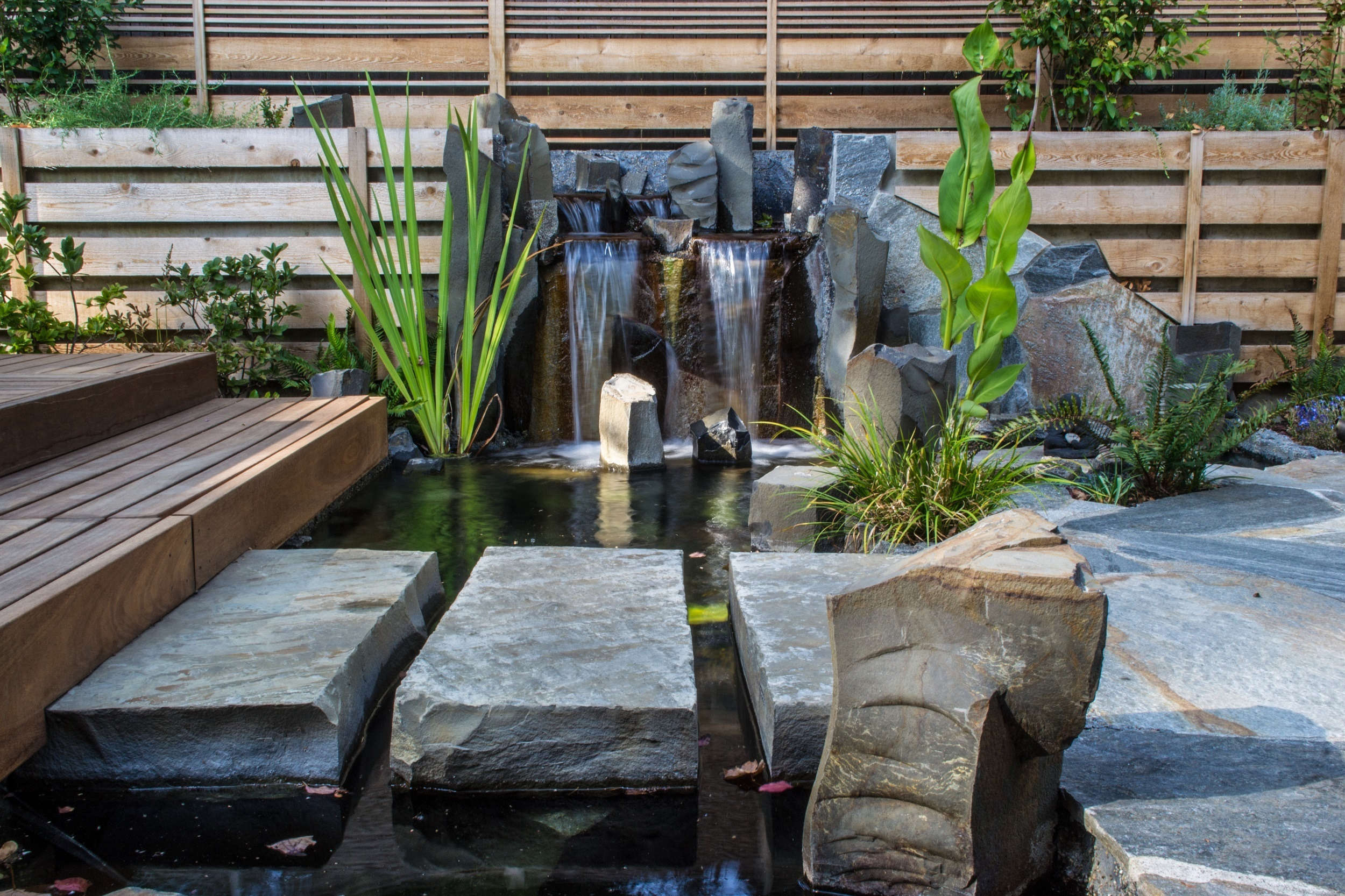 Modern Japanese Garden - Gardenista