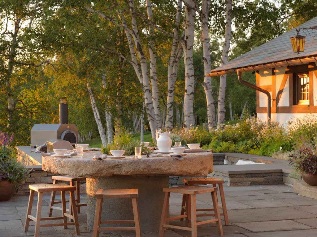 New England Terrace Garden - Gardenista