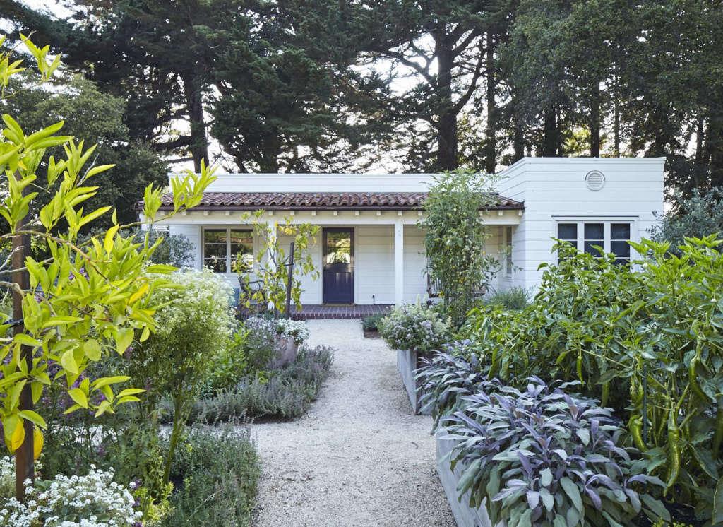 Kitchen Garden Transformation: Converting a Tennis Court to an ...